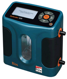 Product Image of Defender 520L Calibrator