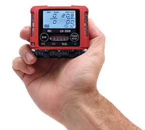 Product Image of GX-2009 Personal Four Gas Monitor
