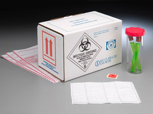 Product Image of Packaging: Infectious Substance Shipper - Bioship 602SS FX11 Ambient Temperatures