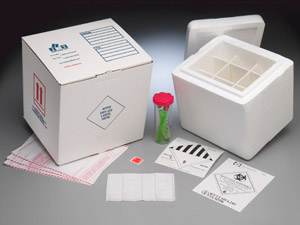 Product Image of Packaging: Infectious Substance Dry Ice Shipper - Bioship 602SS ITCK Temperature Control