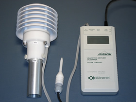 Product Image of DeltaCal Calibrator for Ambient Federal Reference Method Samplers
